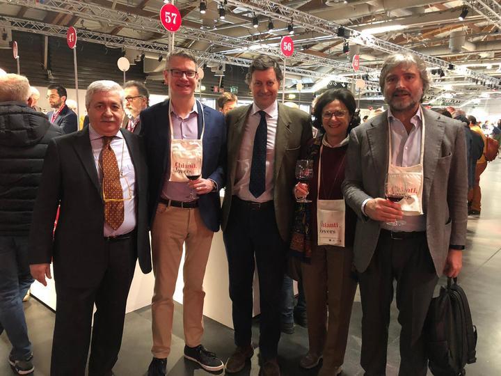 Chianti Lovers, successo confermato: in 4mila alla Fortezza da Basso di Firenze per il vino più amato