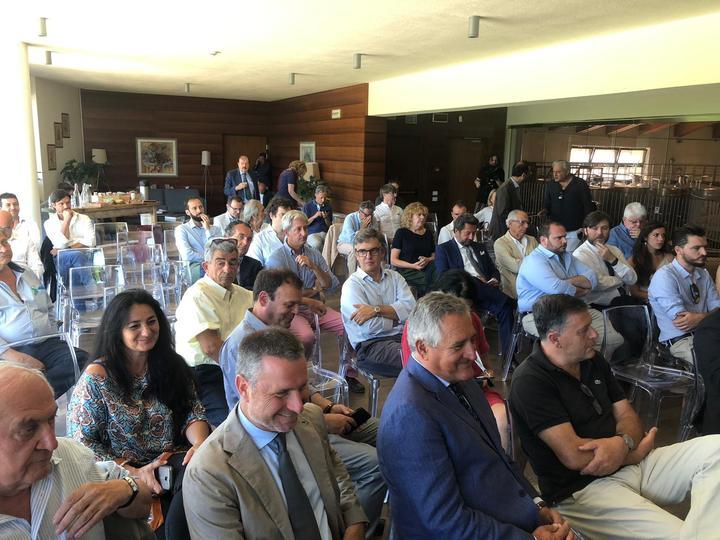 Assemblea di Confagricoltura Toscana - 2 luglio 2019
