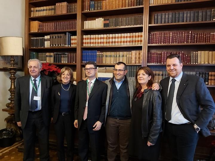 Nasce a Palazzo Della Valle il CoorDifesa, nuovo Consorzio nazionale per la gestione del rischio in agricoltura