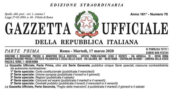 """Coronavirus, Confagricoltura: Il DL """"Cura Italia"""" primo passo, ma le imprese agricole chiedono uno sforzo maggiore"""