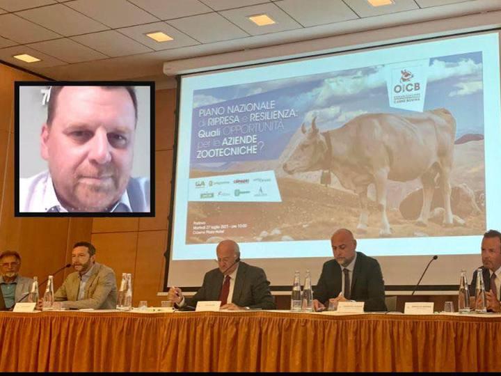 Zootecnia: OICB, settore sia protagonista nel PNRR. Filiera vale 40 miliardi