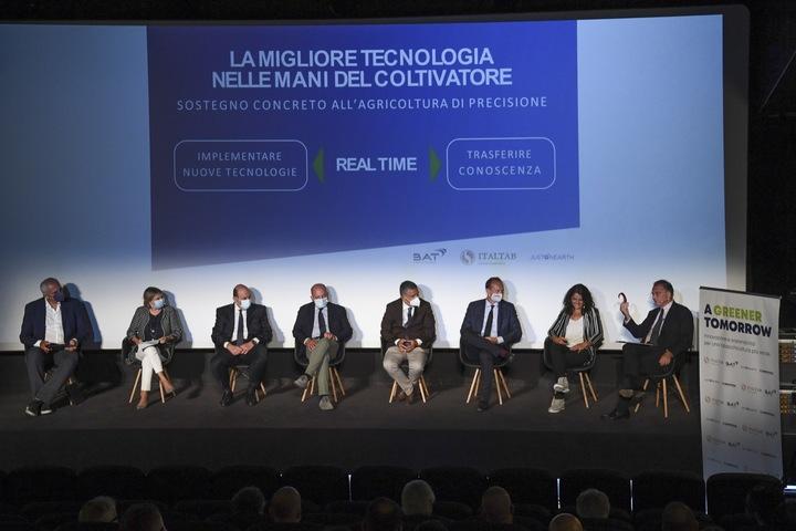 BAT ITALIA LANCIA IL PROGETTO PILOTA DI MONITORAGGIO SATELLITARE PER UNA TABACCHICOLTURA PIÙ SOSTENIBILE