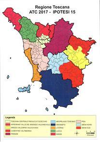 Nuova proposta di perimetrazione territoriale degli ATC