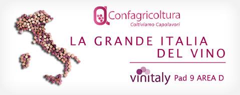 Confagricoltura a Vinitaly 2017: la grande Italia del vino ci sarà