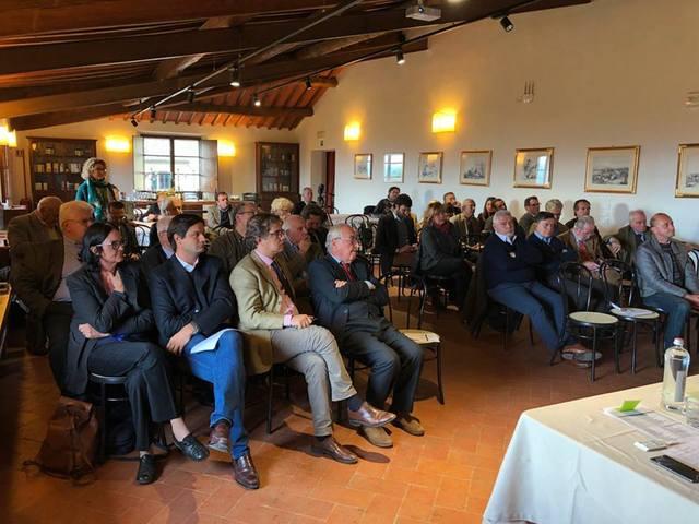"""Oggi l'assemblea annuale dell'associazione: Lupi, ungulati, laghetti e semplificazioni burocratiche fra gli argomenti discussi Confagricoltura Toscana: """"Ecco le nostre richieste alla Regione"""""""