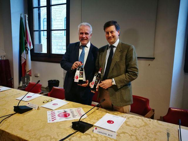 """""""Chianti a Tavola"""" 100 ristoratori toscani diventano i testimonial del vino Chianti"""
