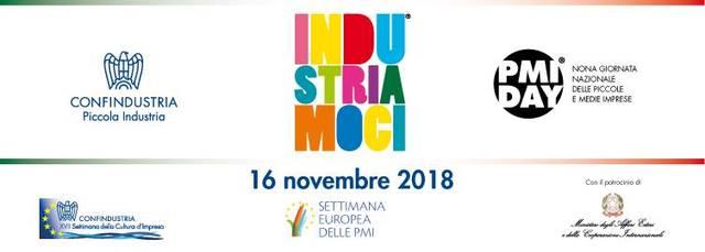 PMI DAY 2018: LE IMPRESE SI RACCONTANO