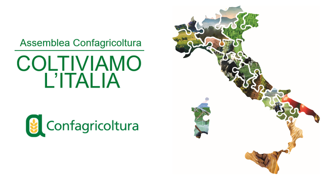 Coltiviamo l'Italia: Assemblea nazionale Confagricoltura – 18 e 19 dicembre