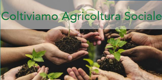 """Invito - Cerimonia Premiazione vincitori Bando """"Coltiviamo agricoltura sociale"""" - 17 dicembre ore 10.30 a Palazzo Della Valle"""