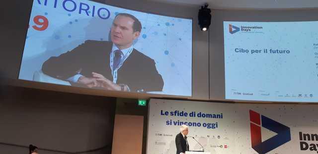Innovation Days, Giansanti (Confagricoltura): Tecnologie avanzate e digitalizzazione per un'agricoltura competitiva, sostenibile e attenta ai consumatori