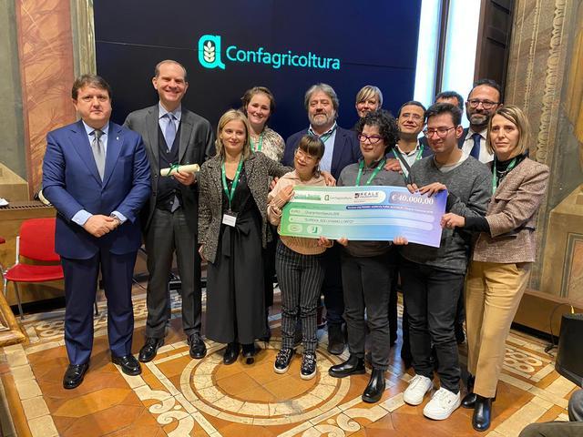 Agricoltura sociale, l'azienda aretina Casa del Pietro vince il bando nazionale di Confagricoltura
