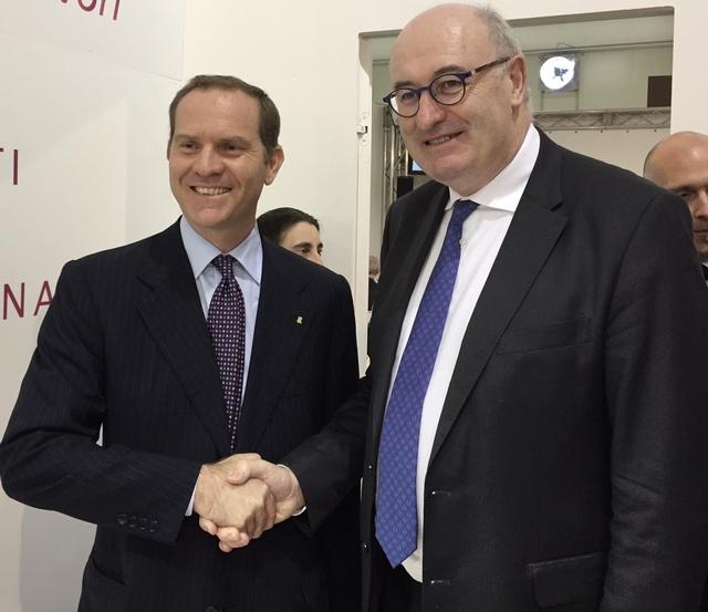 Dazi: il presidente di Confagricoltura Giansanti scrive al commissario UE Hogan alla vigilia della sua missione in USA